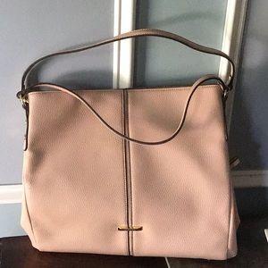 Anne Klein handbag vegan leather